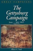 The Gettysburg campaign, June-July 1863